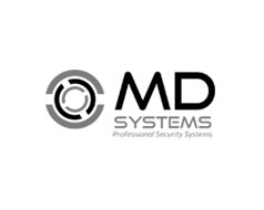 MD Systems. Sicurezza. Logo