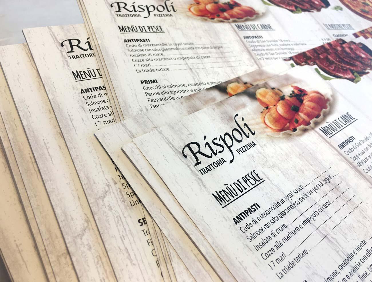 rispoli ristorante e pizzeria a Basaldella (UD)
